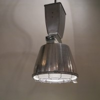 Lampe industrielle L'Allumeur luminaire suspension