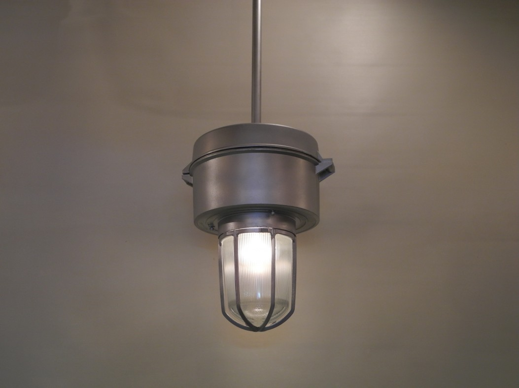 Lampe industrielle L'Allumeur luminaire suspension 1584