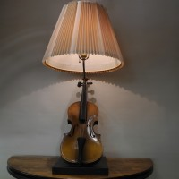Lampe violon L'Allumeur lampe de table 2673