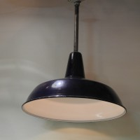 lampe industrielle L'Alumeur luminaire suspension 2699