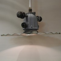 lampe industrielle L'Allumeur luminaire suspension 2389